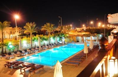 فندق اوسن كلوب شرم الشيخ