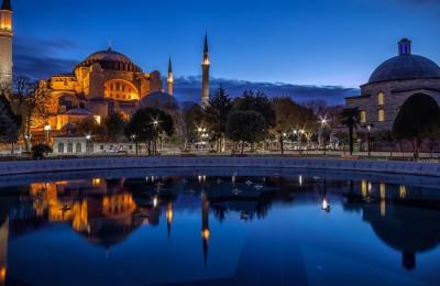 تركيا - اسطنبول - سياحة